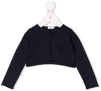 Il Gufo long-sleeve fitted cardigan