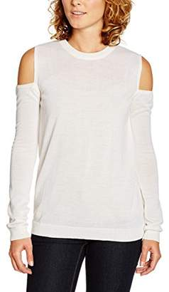 Minimum Women's Engeline Jumper, Off- Broken White, Large