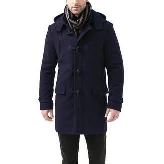 Blend of America BGSD Men's Tyson Wool Toggle Coat