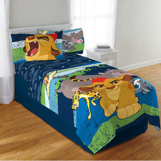 Disney Lion Guard Twin Sheet Set