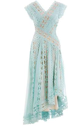 Zimmermann Moncur Studded Dress