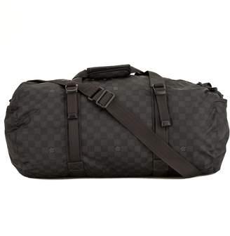 Louis Vuitton Noir Damier Nylon Aventure Boston (4033001)