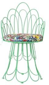High-Wire Act Chair, Petal