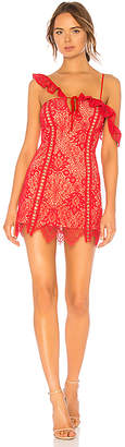 Majorelle Marjorie Mini Dress