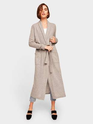 White + Warren Long Cashmere Robe