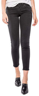 Silver Jeans Suki Mid-Rise Ankle Skinny Jeans