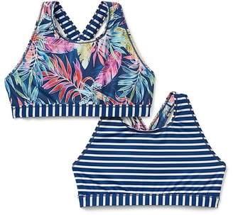 Athleta Girl Free Style Reversible Bikini Top