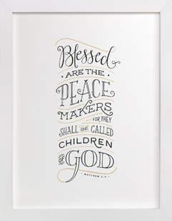 Peacemaker Art Print