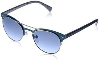 Police S8950M 518KTB Round Sunglasses