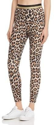 Kate Spade Leopard Print Leggings