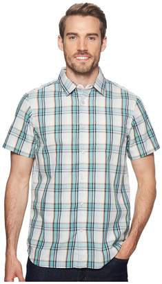 The North Face Short Sleeve Hammetts Shirt Men's Short Sleeve Button Up