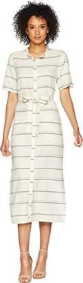Pendleton Women's Belted Midi Shirtdress