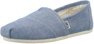 Toms Venice Collect Heritage Canvas 7 Ant WHT