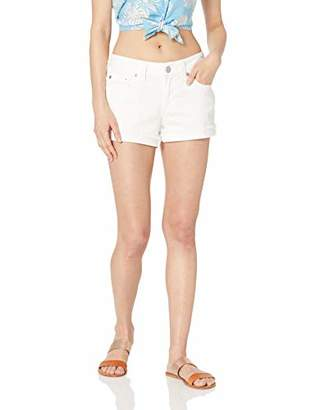True Religion Women's Jennie Curvy Short