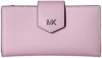 MICHAEL Michael Kors Medium Snap Wallet