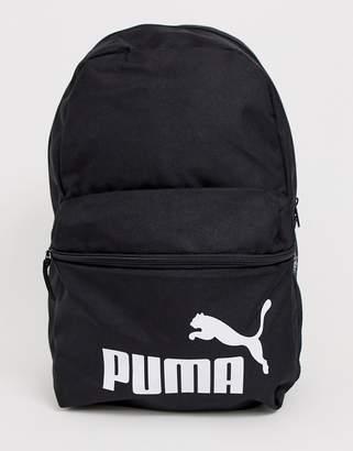 Phase backpack in black