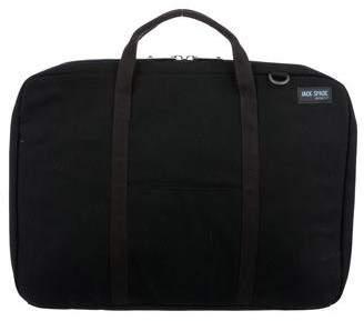 Jack Spade Woven Briefcase