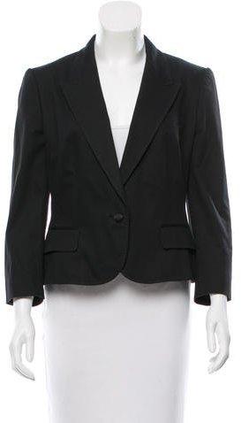 Dolce & GabbanaDolce & Gabbana Tailored Button-Up Blazer