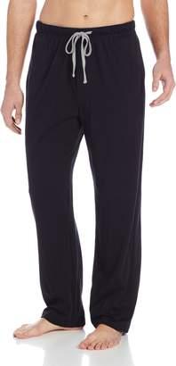 Hanes Men's Solid Knit Pant, Grey