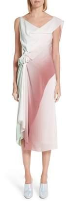 Sies Marjan Degrade Silk Dress