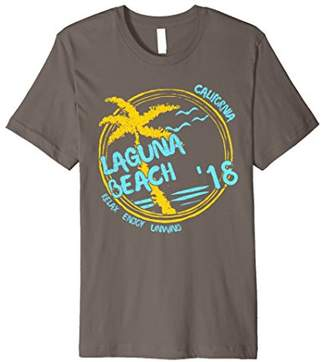 Laguna Beach Souvenir T-Shirt - California Gift Apparel