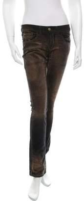 Roseanna Distressed Corduroy Pants w/ Tags