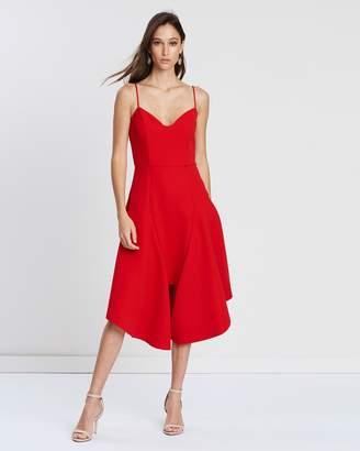 Elliatt Petal Dress