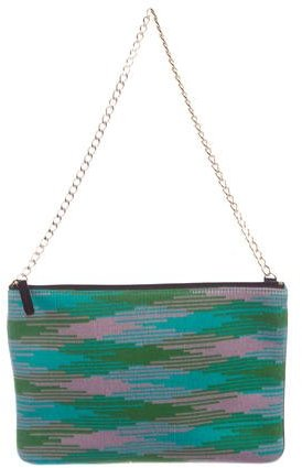 Missoni Woven Shoulder Bag w/ Tags