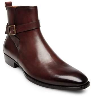 Steve Madden Sacha Buckle Strap Boot