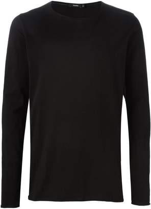 Bassike long sleeve T-shirt