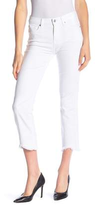 7 For All Mankind Edie Frayed Jeans