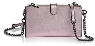 Rebecca Minkoff Leather Chain Wallet