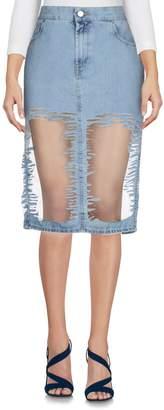Diesel Denim skirts