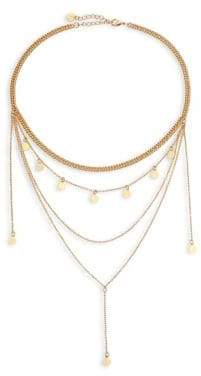 Jules Smith Designs Layered Chain Necklace