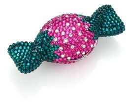 Judith Leiber Swarovski Crystal Strawberry Candy Pill Box $575 thestylecure.com