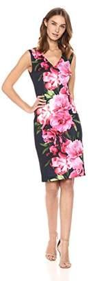 Vince Camuto Women's Sheath Cutout Dress