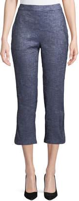 Theory Thorina Tierra Wash Cropped Pants