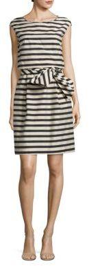 Max MaraWeekend Max Mara Stella Poplin Striped Dress