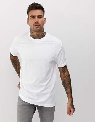 0c5854c5a31d Bershka Join Life loose fit t-shirt in white
