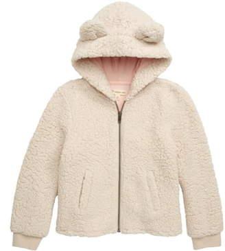 Tucker + Tate Cozy Fleece Hooded Jacket