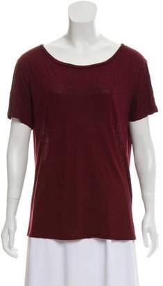 Rag & Bone Silk Blend Tee Shirt