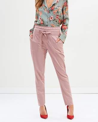 Missguided Low-Slung Jogger Pants