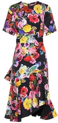 Preen by Thornton Bregazzi Elizabeth floral-printed dress