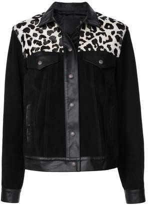R 13 Austin trucker jacket