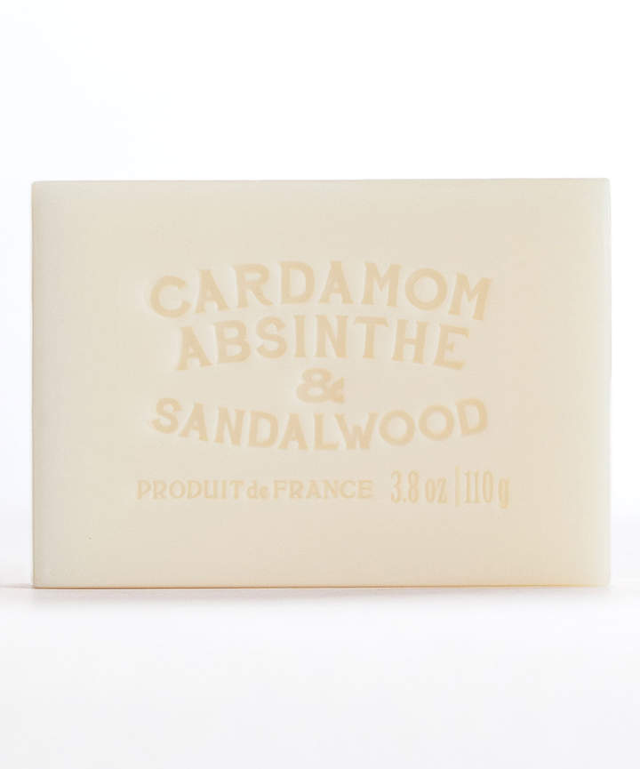 Cardamom Absinthe & Sandalwood Private Collection Bar Soap