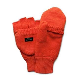 QuietWear Knit Flip Gloves with 40 Gr Thinsulate