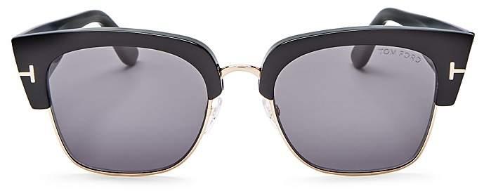 Tom FordTom Ford Dakota Square Sunglasses, 54mm