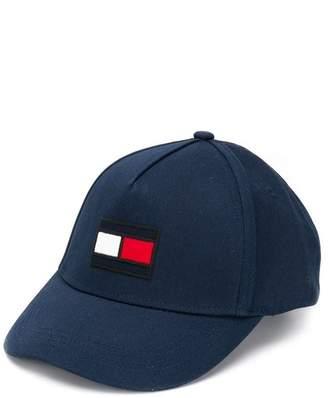 Tommy Hilfiger Junior logo patch cap