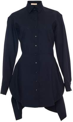 Alaia Wool Button Down Tunic