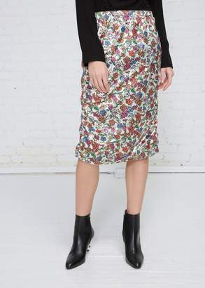 Marni Flower Toile Skirt
